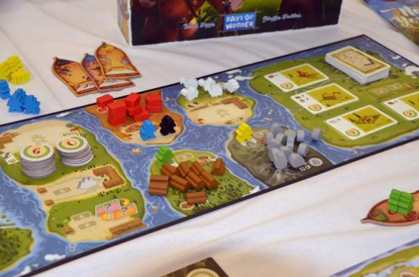 Foto von der Spiel '18: The River