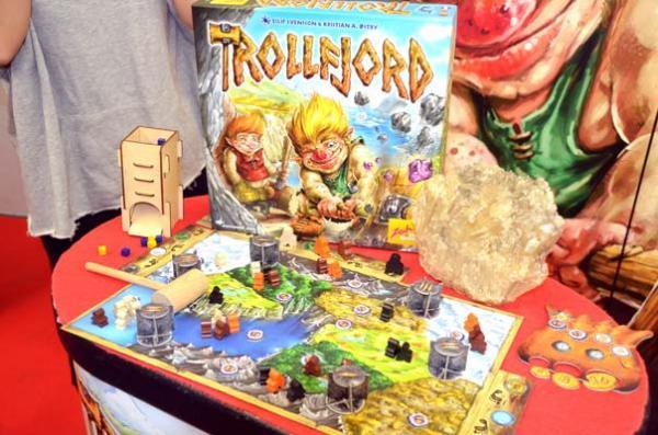 Foto von der Spiel '18: Trollfjord - Präsentation