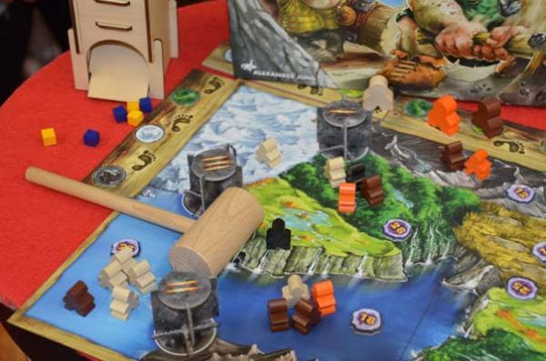 Foto von der Spiel '18: Trollfjord