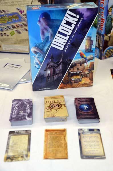 Foto von der Spiel '17: Unlock