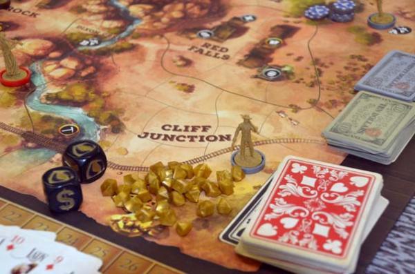 Foto von der Spiel '18: Western Legends