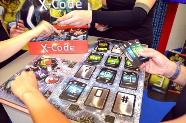 Foto von der Spiel '18: X-Code