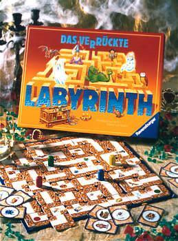 Das ver-rückte Labyrinth von Ravensburger