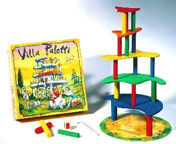 Villa Paletti von Zoch Verlag