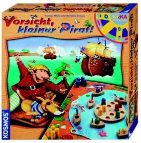 Vorsicht, kleiner Pirat! von Kosmos