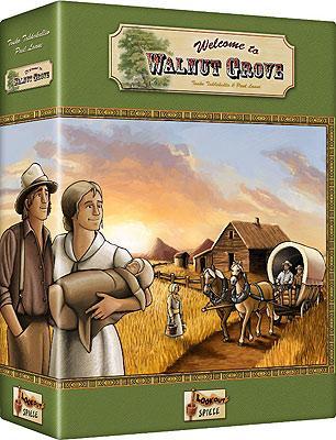 Walnut Grove von Lookout Games