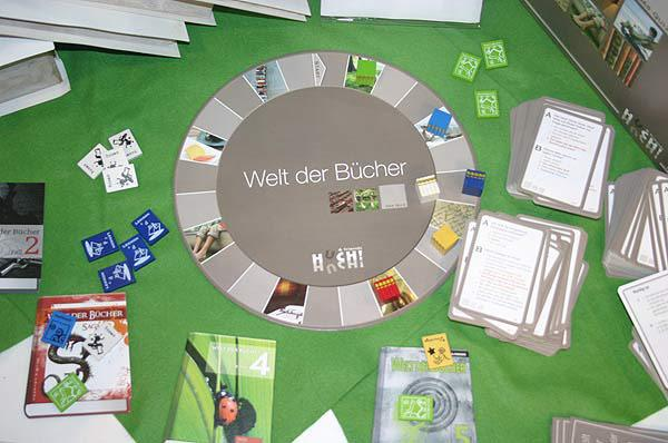 Welt der Bücher von Reich der Spiele