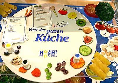 Welt der guten Küche von Reich der Spiele