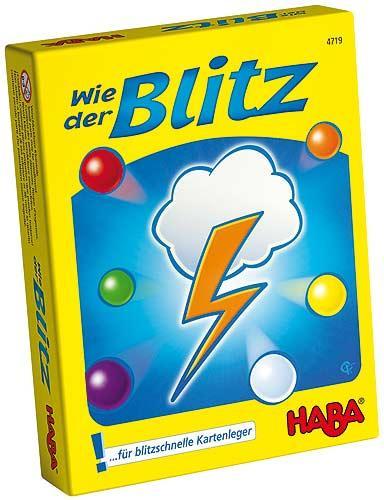 Wie der Blitz von Haba