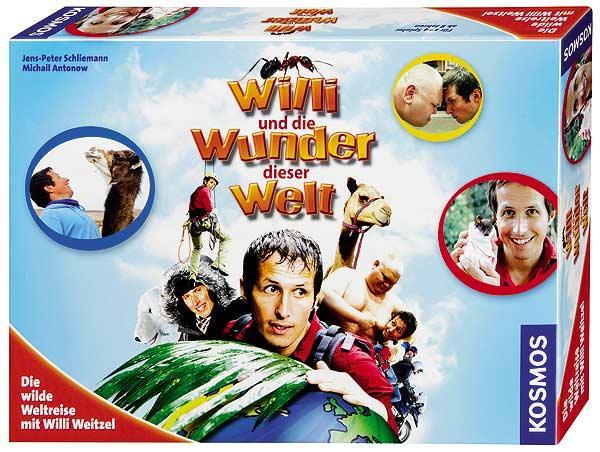 Willi und die Wunder dieser Welt - Das Spiel zum Film von Kosmos