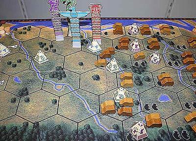 Wind River - Prototyp von Reich der Spiele