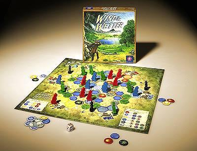 Wind & Wetter von Winning Moves