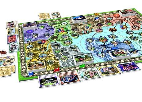 Wunderland von Pegasus Spiele