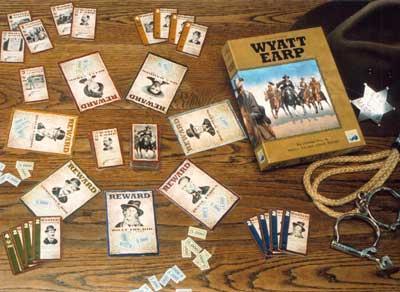 Wyatt Earp von alea/Ravensburger