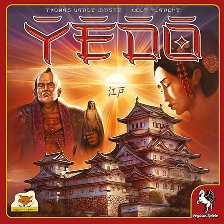 Yedo von eggerstpiele/Pegasus Spiele