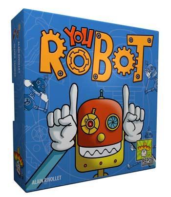 You Robot von Repos