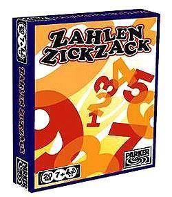 Zahlen Zickzack von Hasbro