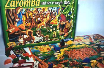 Zaromba und der verhexte Wald von Reich der Spiele