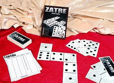 Zatre Kartenspiel von Amigo Spiele