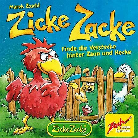 Zicke Zacke von Zoch Verlag