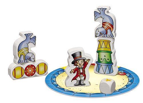 Zirkus Stapelix von Kosmos