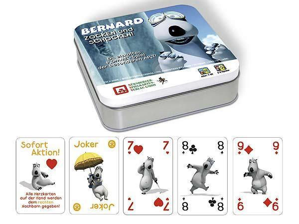 Zocken und Schocken von Nürnberger Spielkartenverlag