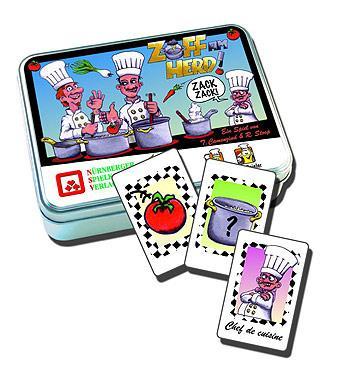 Zoff am Herd von Nürnberger Spielkartenverlag