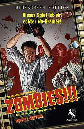 Zombies - Zweite Edition von Pegasus Spiele