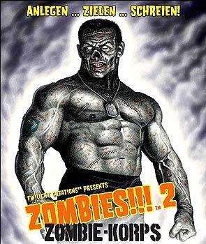 Zombies!!! 2 von Pegasus Spiele