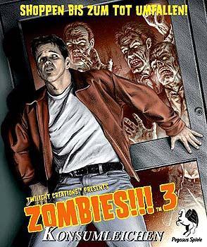 Zombies!!! 3 von Pegasus Spiele
