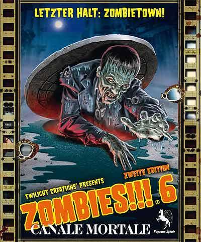 Zombies!!! 6 von Pegasus Spiele