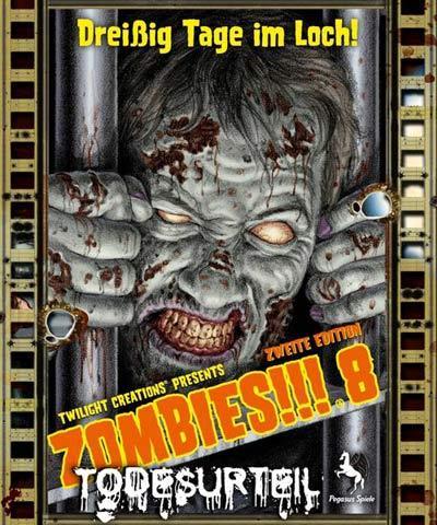 Zombies!!! 8 von Pegasus Spiele