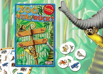 Zoo ver-rückt von Amigo Spiele