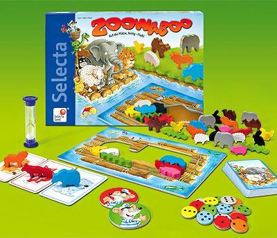 Zoowaboo von Selecta Spielzeug