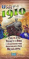Zug um Zug USA 1910 von Days Of Wonder