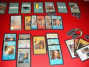 Der Herr der Ringe: Die Zwei Türme (Kartenspiel) von Reich der Spiele