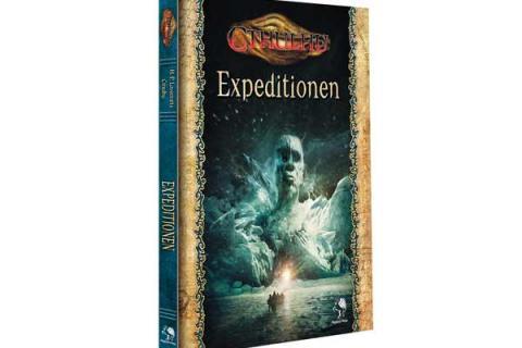 Cthulhu: Expeditionen - Foto von Pegasus Spiele