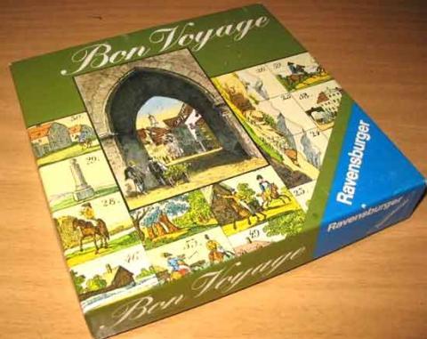 Bon Voyage von Ravensburger - Schachtel -  Foto Roland G. Hülsmann
