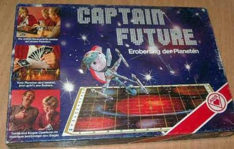Gesellschaftsspiel Captain Future von Ass - Schachtel - Foto von Roland G. Hülsmann