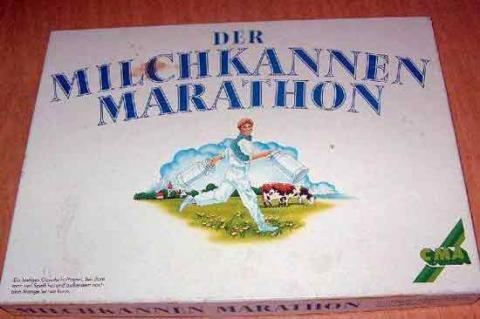 Schachtel Der Milchkannen Marathon - Foto von Roland G. Hülsmann