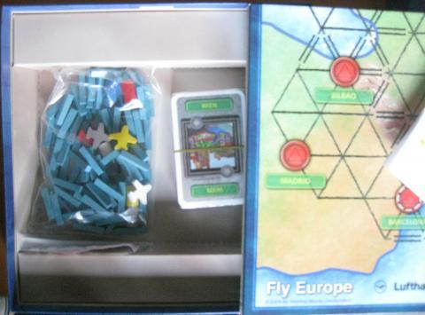 Fly Europe - Spielmaterial - Foto von Kay Rehders