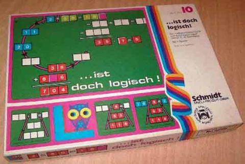 ... ist doch logisch von Schmidt Spiele - Schachtel - Foto von Roland G. Hülsmann