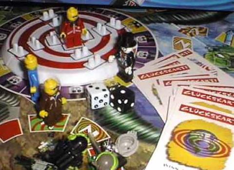 Details LEGO Time Cruisers  - Foto von Roland G. Hülsmann