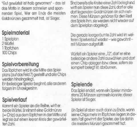 Das lustige Topfspiel von JFS - neu Anleitung - Foto Roland G. Hülsmann