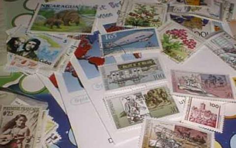 Details Mit Briefmarken um die Welt - Foto von Roland G. Hülsmann