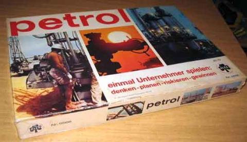 Petrol von Klee - Schachtel - Foto von Roland G. Hülsmann
