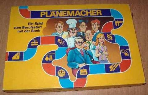 Schachtel Plänemacher - Foto von Roland G. Hülsmann