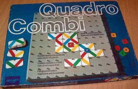 Quadro-Combi von Spear - Schachtel - Foto von Roland G Hülsmann