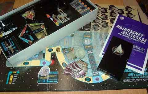 Raumschiff Enterprise: Das nächste Jahrhundert von MB - Schachtel - Foto von Roland G. Hülsmann