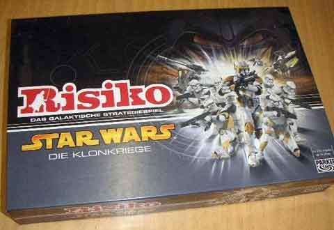 Risiko: Star Wars - Die Klonkriege - Schachtel - Foto von Roland G. Hülsmann